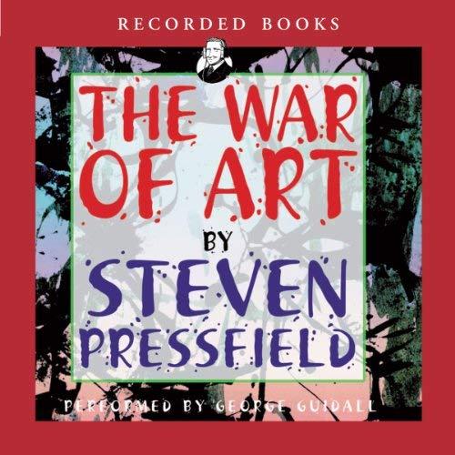 War of Art – Steven Pressfield